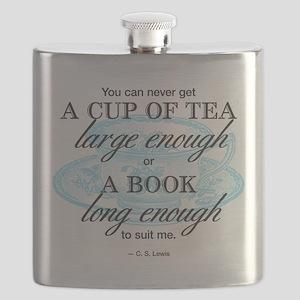 Tea Quote Flask