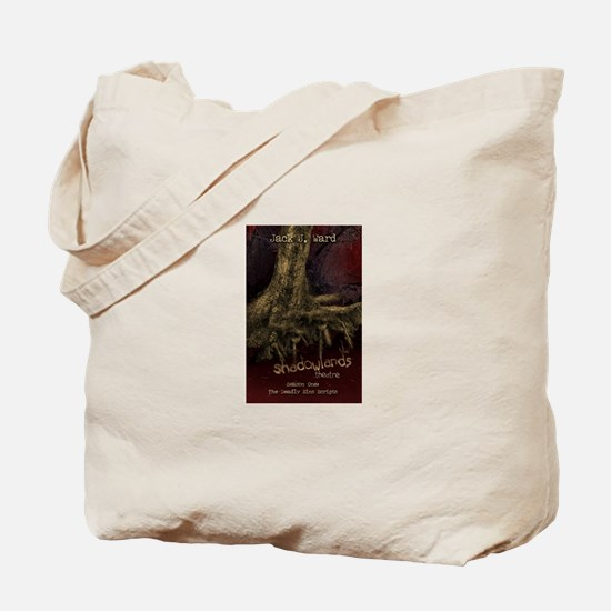 Shadowlands Theatre Deadly Sins Scripts 1 Tote Bag