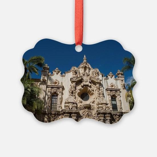 Balboa Park Facades Ornament