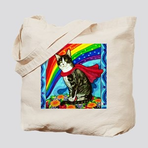 The Mighty Tux Tote Bag