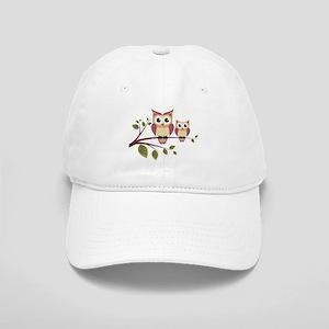 Duo of Owls Baseball Cap