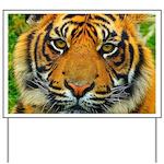 The Last Tiger? Yard Sign