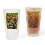 The Last Tiger? Drinking Glass