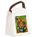 The Last Tiger? Canvas Lunch Bag