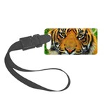 The Last Tiger? Luggage Tag
