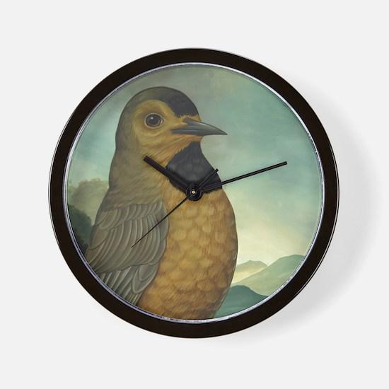 Bachman's Warbler (Vermivora bachmanii) Wall Clock
