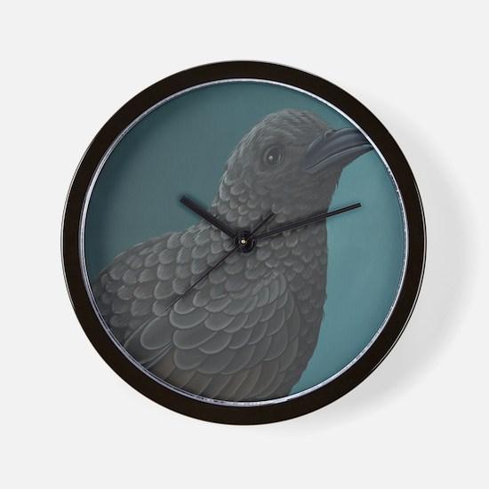 Guadalupe Storm Petrel (Oceanodroma mac Wall Clock