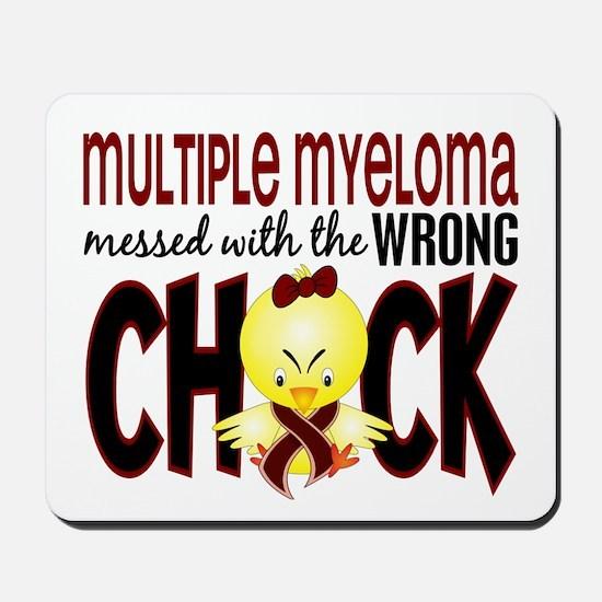 Multiple Myeloma Wrong Chick 1 Mousepad