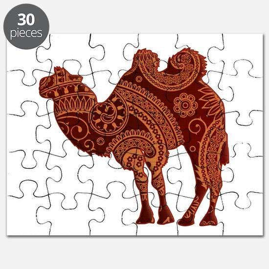 Camel Puzzle