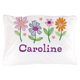 Daisy garden Pillow Cases