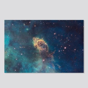 Stellar Jet in Carina Neb Postcards (Package of 8)