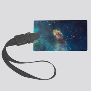 Stellar Jet in Carina Nebula Large Luggage Tag