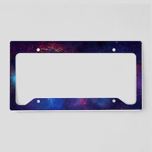 Galactic Center Region License Plate Holder