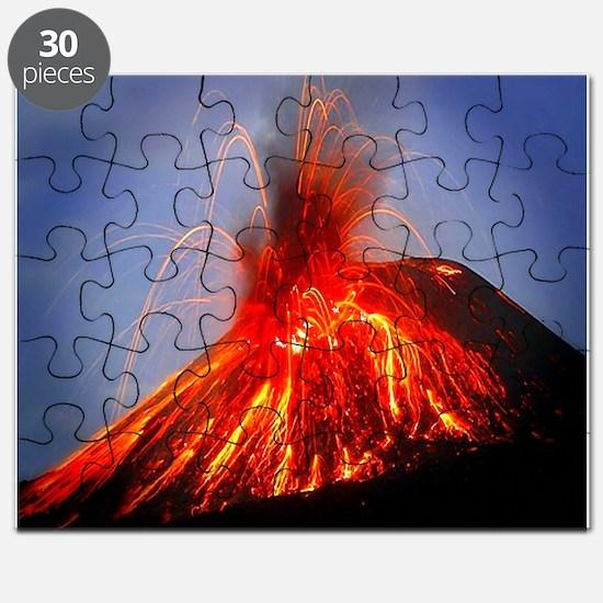 Krakatoa Volcano Hawaii Puzzle
