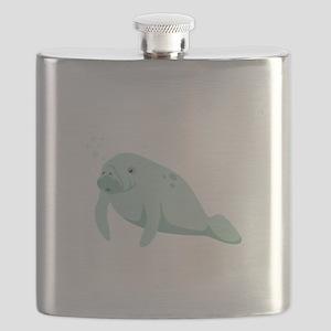 Sea Cow Flask