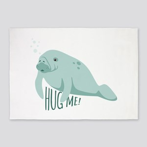 HUG ME! 5'x7'Area Rug
