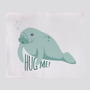 HUG ME! Throw Blanket