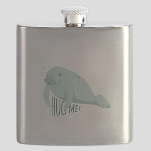 HUG ME! Flask