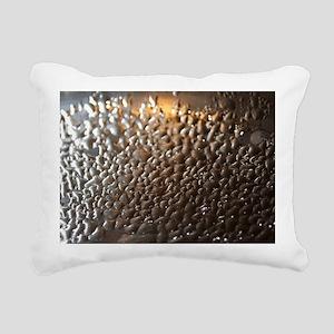 water drops Rectangular Canvas Pillow
