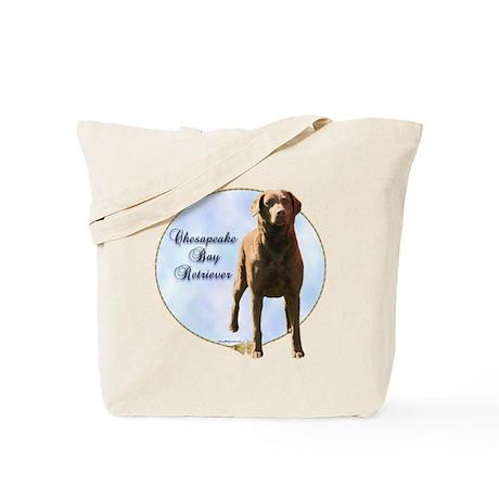 Chessie Portrait Tote Bag