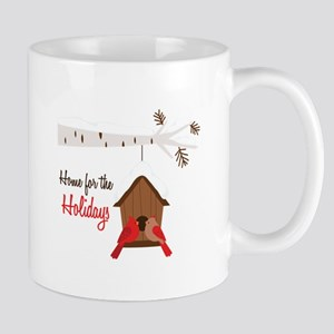 Home For The Holidays Mugs