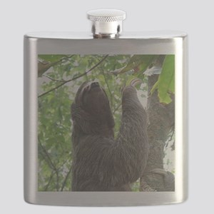 Tree Climbing Sloth Flask