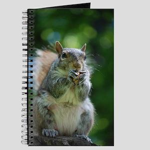 Friendly Squirrel Journal
