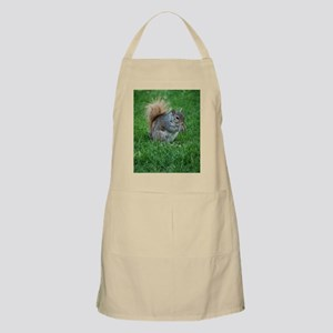 Squirrel in a Field Apron