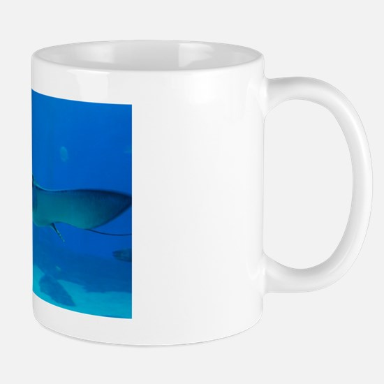 Stingray Swimming Mug