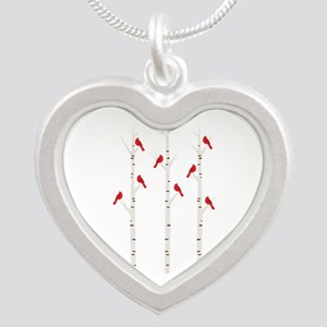 Cardinals in Trees Necklaces