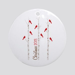Christmas 2013 Ornament (Round)
