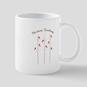 Seasons Tweetings Mugs