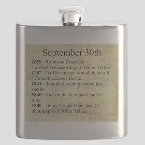 September 30th Flask