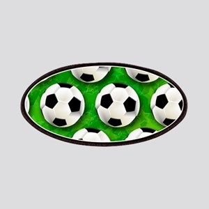 Soccer Ball Football Pattern Patches
