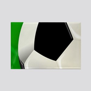 Soccer Ball Football Pattern Magnets