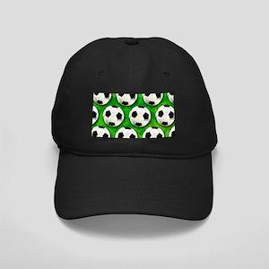 Soccer Ball Football Pattern Baseball Hat