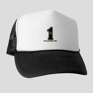 Customized Lucky Golf Hole in One Trucker Hat