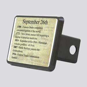 September 26th Hitch Cover
