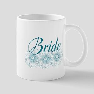 Blue Bride Mugs