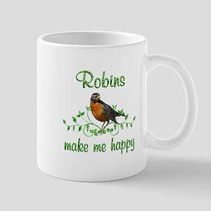 Robin Happy Mug