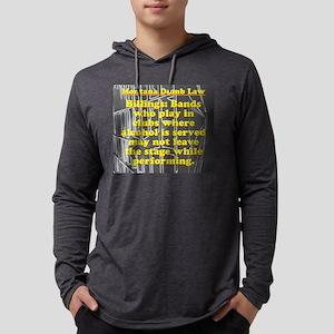 Montana Dumb Law 006 Long Sleeve T-Shirt