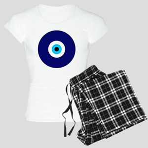 Evil Eye Charm  Women's Light Pajamas