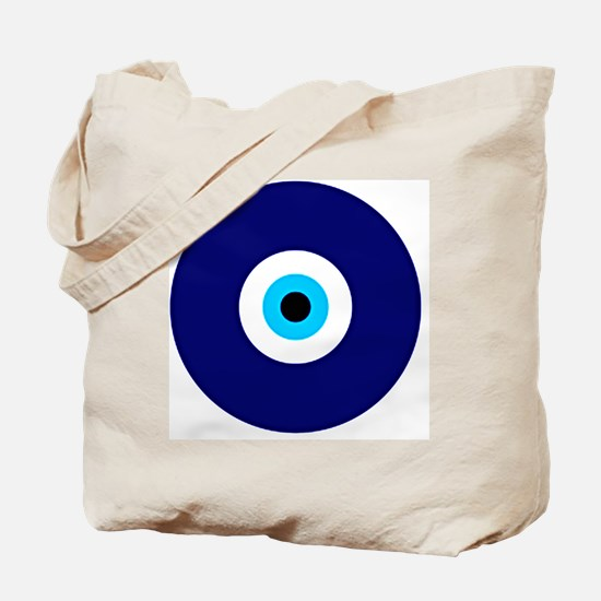 Evil Eye Charm  Tote Bag