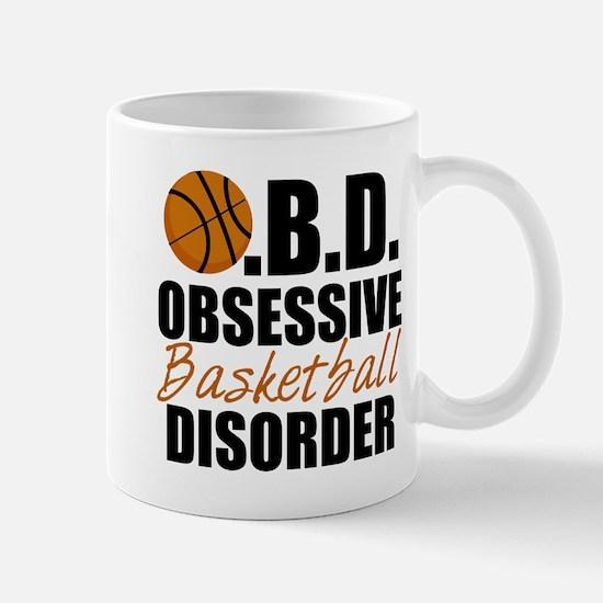 Funny Basketball Mug