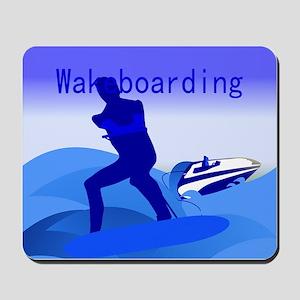 Wakeboarding Mousepad