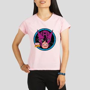 Hawkeye Face Performance Dry T-Shirt