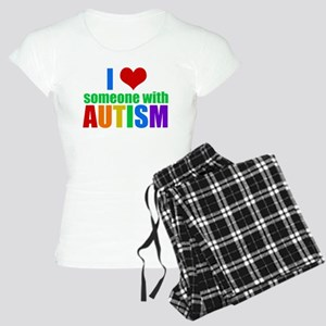 Autism Love Women's Light Pajamas