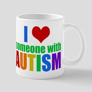 Autism Love 11 oz Ceramic Mug