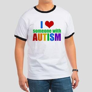 Autism Love Ringer T