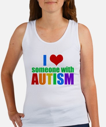 Autism Love Women's Tank Top